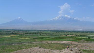 Face au mont Ararat, j'aurais dû grandir